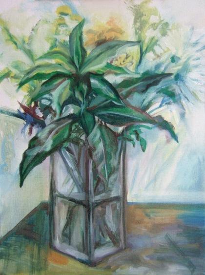 Flowers that won't die - Jenny Meehan