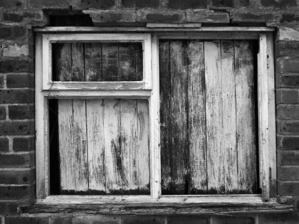 jenny meehan uk british contemporary fine artist uk boarded window photo jenny meehan
