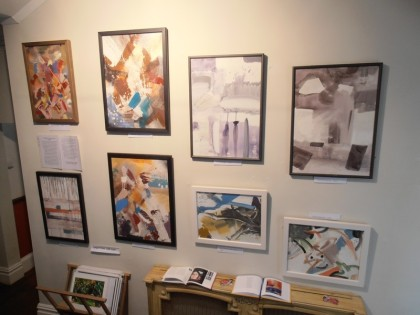 jenny meehan kingston artists open studios events