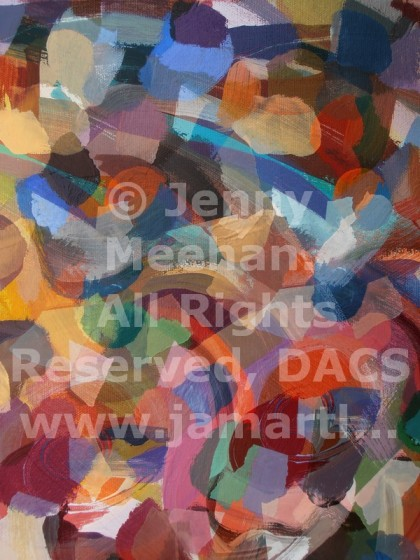 Light Play Painting-Print, jenny meehan jamartlondon, multi coloured light, holy spirit life, christian art licensable, uk jenny meehan jamartlondon, breath of god, renewal christian,contemplative spirituality, Christian spirituality,