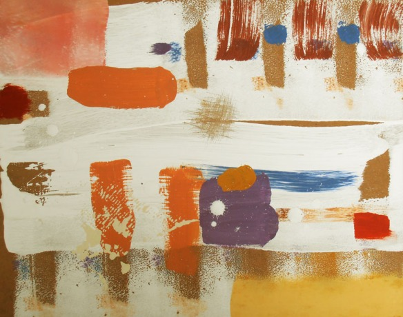 River Journey British painting Lyrical Abstraction style by artist designer jenny meehan jennyjimjams colour original abstract artwork to buy and image licensing ©Jenny Meehan