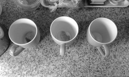 tea after TKR
