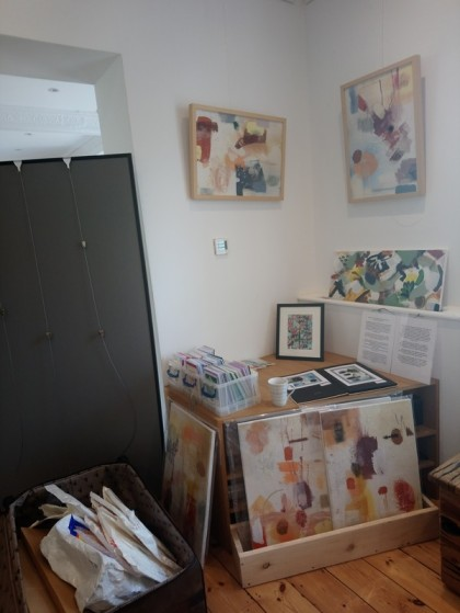 kingston artists open studios jamartlondon jenny meehan art on show