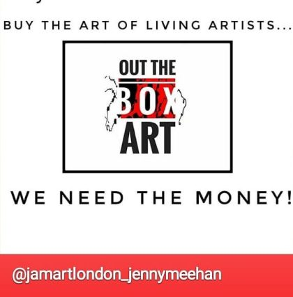 jenny meehan art for sale british contemporary artist