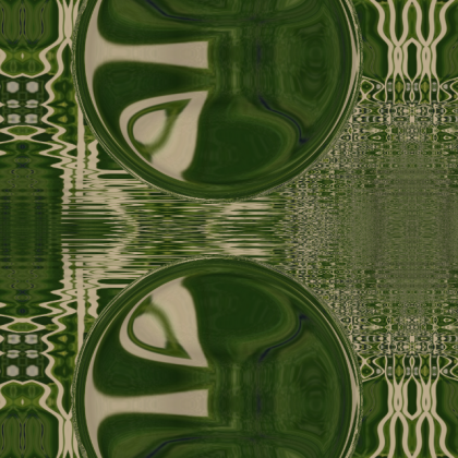 GREEN GLASSES keim galaxies jenny meehan abstract pattern contemporary design inspired by Keim mineral paints UK paint colour mixing images for modern interiors and exterior wall decoration © jenny meehan