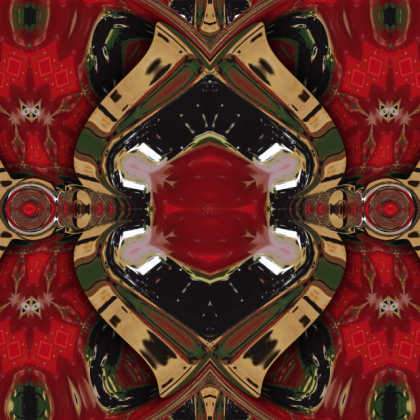 ROYAL RUBY keim galaxies jenny meehan abstract pattern contemporary design inspired by Keim mineral paints UK paint colour mixing images for modern interiors and exterior wall decoration © jenny meehan